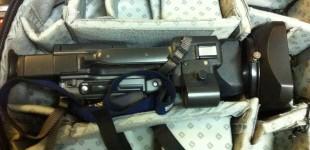 Videokamera, Sony DSR-PD 150
